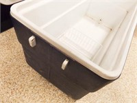Large Coleman Ice Chest