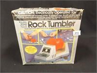 Rock Tumbler - powers on, in box