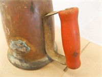 Blow Torch, Wood Handle
