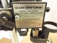 Craftsman Scroll Saw, Drill Press Stand