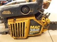 Mac 3516 Chain Saw, 35CC