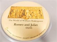 Shakespeare Romeo & Juliet Reel Movie