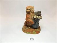 Tim Wolfe Tiger Figurine