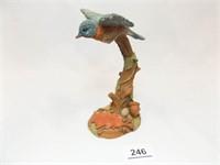Tim Wolfe Mr. Bluebird Figurine