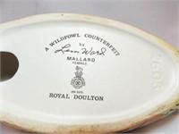 Royal Doulton Mallard, Ward