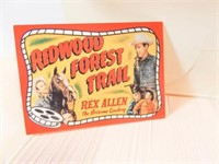 Riders of the Silver Screen Cards - Full Box