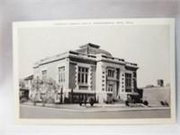 Postcards, Enid, OK, Schools, Library (3)