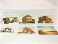 Postcards, Enid, OK, Buildings (11)