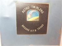 Brooks AFB Texas, Astro Twirlers Binder