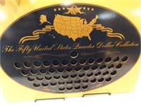 US Quarter Collection Holder