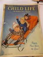 1939 Child Life Magazines (4)