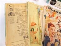 1950's Playmate Magazines, Jack & Jill, Comic (10)
