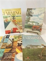40's, 50's Business of Farming Magazines (12)