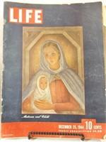 1944-1945 Life Magazines (6)