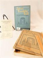 1917 School Friendship Book, Nebraska