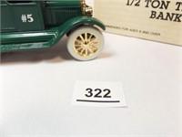 Ertl 1923 Delivery Van, PNB Bank