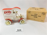 Ertl 1905 Ford Delivery Car, PNB Bank