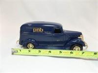 Ertl 1938 Chevy Panel Trunk, PNB Bank
