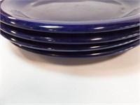 Plates (8), Pyrex Glass Plate
