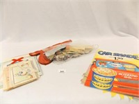 Honeycomb Bells, Old Cards, DQ Advertising