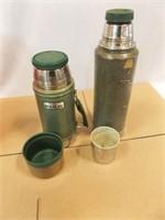 Ice Chest, Jug, Beverage Holders (2)