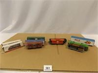 Train Cars (10) - Variety