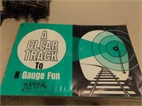 Train Track, Accessories, Atlas Booklet
