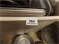 Metal Kitchen, Baking Pieces (15+)