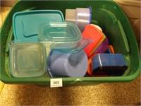 Plastic Ware - Variety (15+)