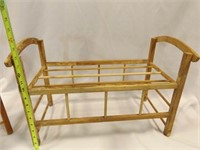 Children's Chairs, Doll Bed