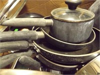 Pots & Pans - Variety - Condition issues