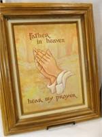 Framed Art, Faith Theme