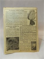 1926 Spring Salzer Seed Catalog