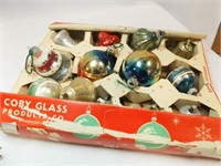 Christmas Ornaments, Vintage (20+)