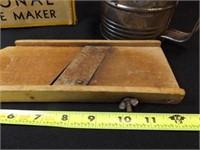 Sifter, Cutter, Cookie Maker - Vintage