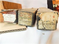 Player Piano Rolls (15+), 5 in boxes