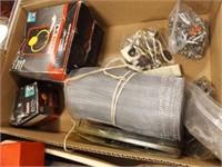 Tools, Hardware, Webbing, Repair Items