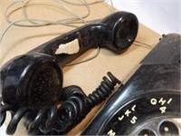 ITT Rotary Desk Phone