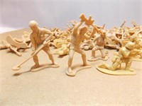 Toy Soldiers - tan (75+)