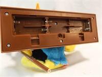 Tigger, Parrot - battery powered