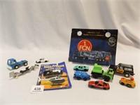Toy Vehicles (10+)