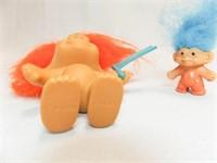 Troll Dolls (2) - Russ