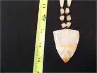 """Arrowhead Style Necklace, 15"""""""
