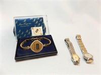 Women's Watches (3)- Citizen, Seiko, Carpentier