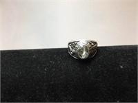 Rings (5)- one is 14K, '79 Kremlin, OK Class Ring