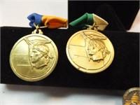 Pins, Medals, Button (20+)
