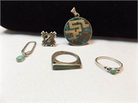 Turquoise Type Jewelry (5)