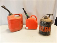 Kerosene Can, Plastic Gas Cans (2)
