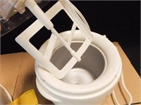 Humidifier, Ice Cream Maker