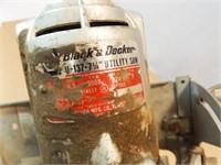 "Black & Decker 7¼"" Utility Saw"